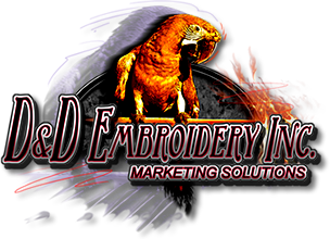 D&D Embroidery Inc.